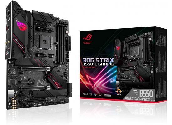 ASUS ROG Strix B550-E AMD B550 WIFI Addressable Gen 2 RGB