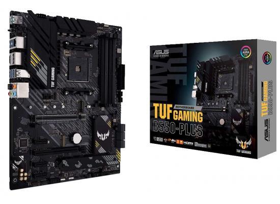 ASUS TUF Gaming B550-PLUS AMD B550 Addressable Gen 2 RGB