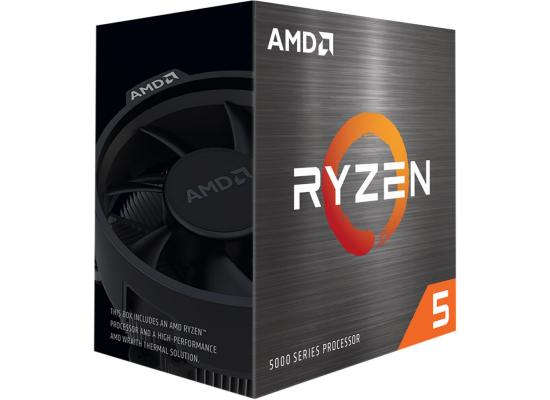 AMD RYZEN 5 5600X 6-Core 3.7 GHz (4.6 GHz Max Boost)