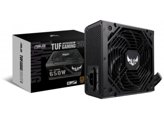 ASUS TUF Gaming 650W 80+ Bronze Axial-tech Fan 0dB Technology