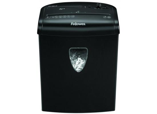 Fellowes Powershred H-8CD 8-Sheet Cross-Cut Paper Shredder