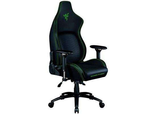 Razer Iskur Gaming Chair Multi-Layer Synthetic Leather Built-in Lumbar Support