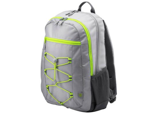 "HP 15.6"" Active Backpack Carry Case , Grey"