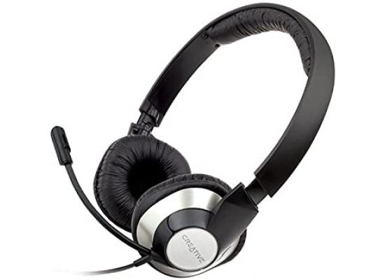 Creative Chatmax HS-720 USB Lightweight Noise-Canceling MIc