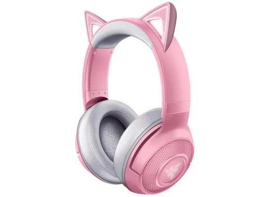 Razer Kraken Bluetooth Kitty Edition Razer Chroma - Quartz Pink