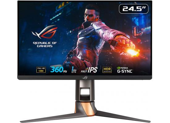 "ASUS ROG Swift 360Hz PG259QN 25"" IPS HDR FHD G-SYNC Eye Care"