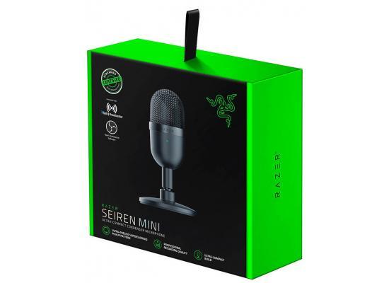 Razer Seiren Mini Ultra-Compact Condenser Microphone (Black)