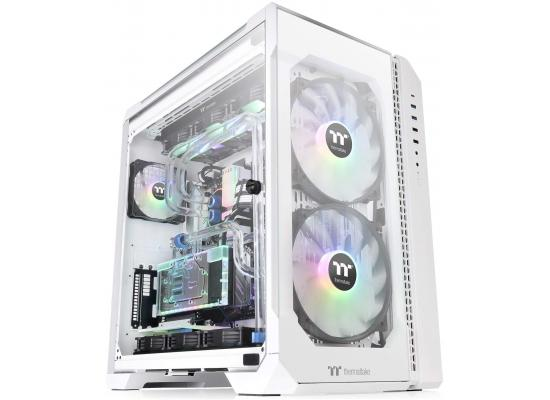 Thermaltake View 51 Tempered Glass ARGB Edition Gaming - White