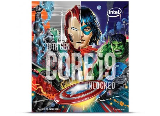 Intel Core i9-10850KA 10-Cores up to 5.2 GHz 20 MB Cache