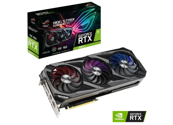 Asus GeForce RTX 3060 Ti ROG Strix Gaming OC Edition 8GB GDDR6