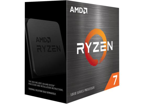 AMD RYZEN 7 5800X 8-Core 3.6 GHz (4.7 GHz Max Boost)