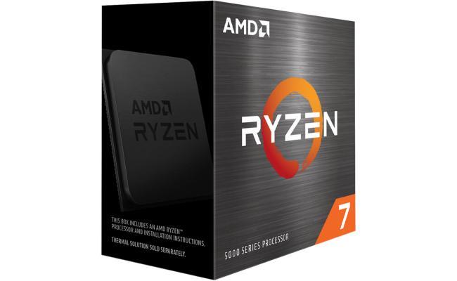 AMD RYZEN 7 5800X 8-Core 3.6 GHz (4.7 GHz Max Boost)