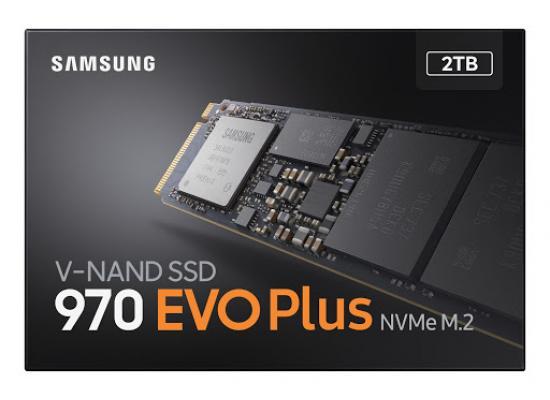 Samsung 970 EVO Plus NVMe 2TB M.2 PCI-Express 3.0