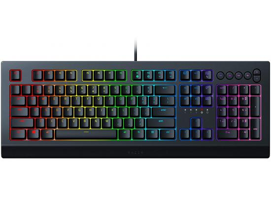 Razer Cynosa V2 Customizable Chroma RGB Lighting Individually Backlit Keys