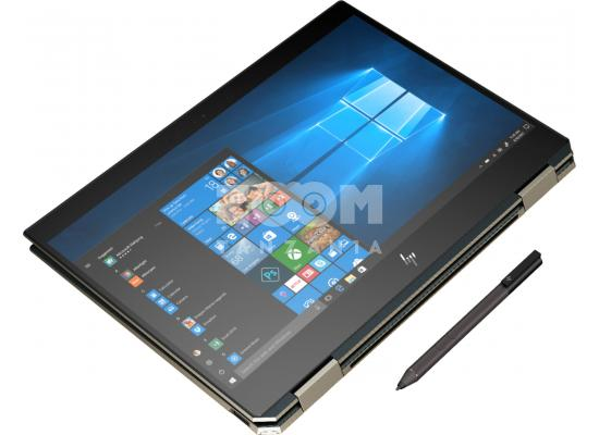 HP Spectre x360 13t-aw000 10Gen Core i7 2-in-1 Touch Nightfall Black