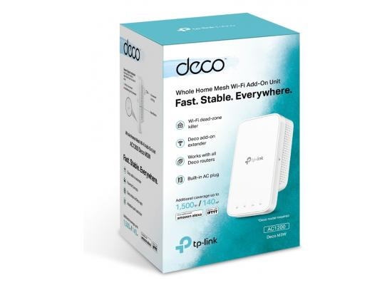 TP-Link Deco Whole Home Mesh WiFi System (Deco M3W)
