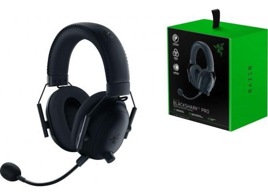 Razer BlackShark V2 Pro Wireless THX 7.1 Spatial Surround Sound 3.5mm