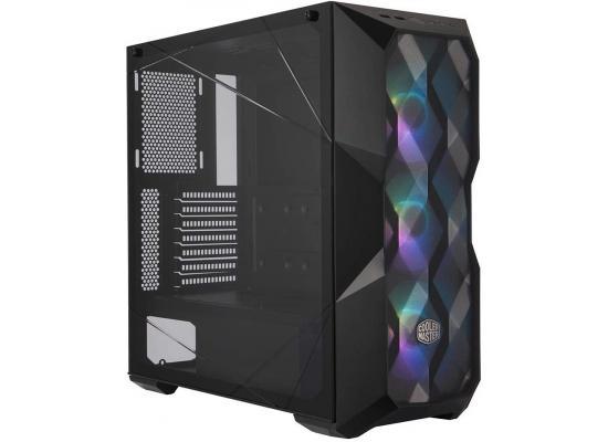 Cooler Master MasterBox TD500 Mesh Airflow ARGB Lighting Black