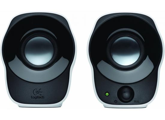 Logitech Stereo Speakers Z120 USB Powered