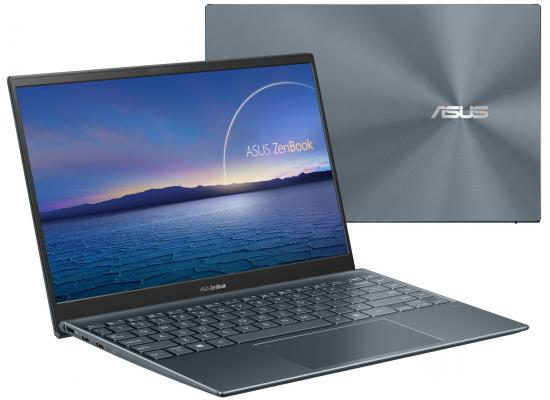 ASUS ZenBook 14 NEW 11Gen Core i5 Thin & Light - Grey Metal