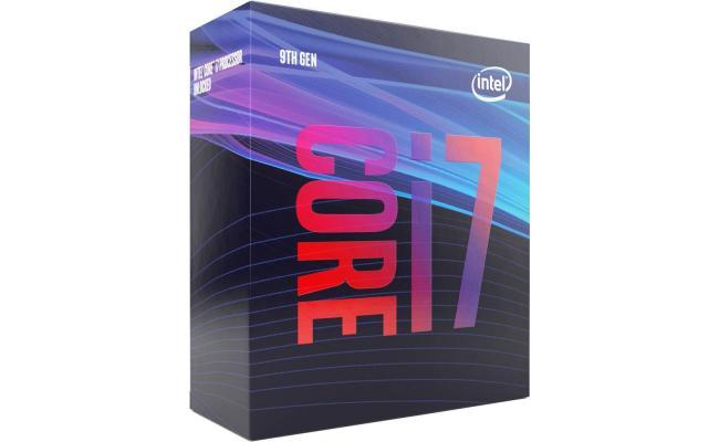Intel Core i7-9700 Coffee Lake 8-Core 4.7GHz 12MB