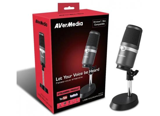 AVerMedia AM310 - USB Microphone