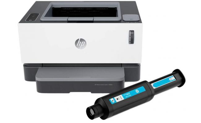 HP Neverstop 1000w Wireless A4 Mono Laser Printer