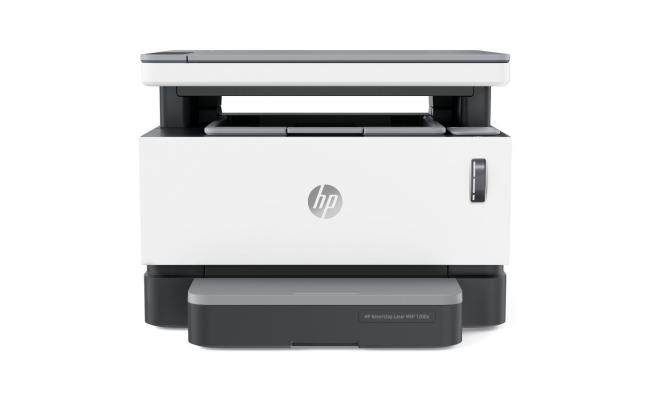 HP Neverstop 1200w Printer Mutlifunction 3 in One Black