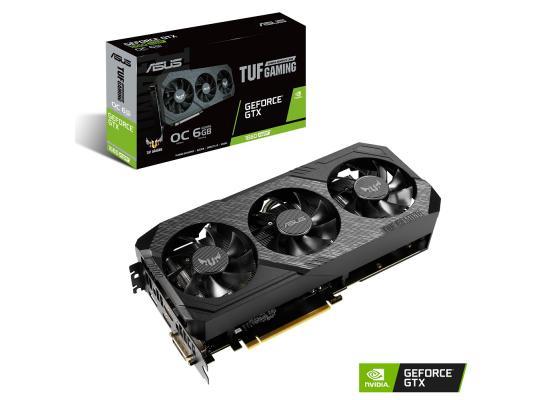ASUS NVIDIA GeForce GTX 1660 SUPER 6GB TUF3 OC Turing