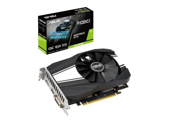 ASUS NVIDIA GeForce GTX 1660 SUPER 6GB PHOENIX OC Turing