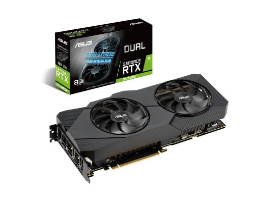 ASUS NVIDIA GeForce RTX 2070 SUPER 8GB DUAL EVO Turing
