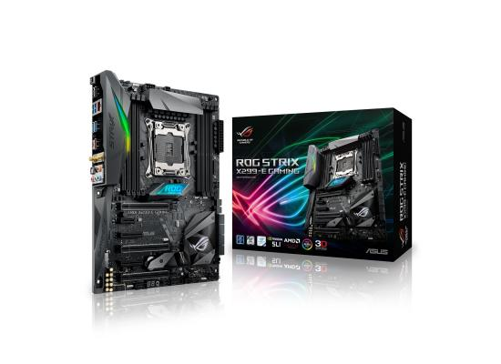 Asus STRIX X299-E GAMING  Intel X299 ATX Motherboard
