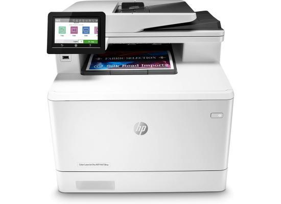 HP LaserJet Pro 400 M479FNW MFP Monochrome