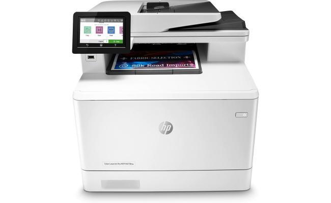 HP LaserJet Pro 400 M479FNW MFP Color Printer