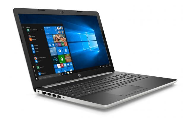 HP Notebook 15-da1008ne NEW 8Gen Core i7 w / 4GB Graphic