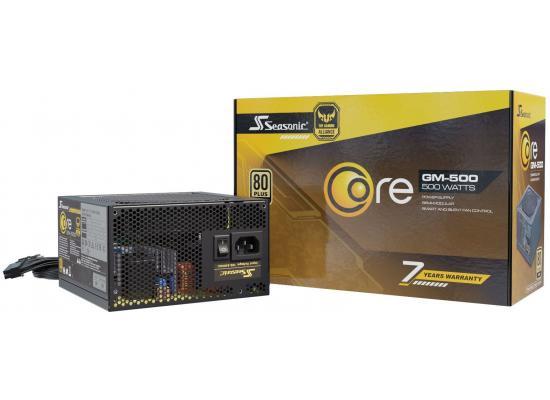 Seasonic CORE GM 650w 80+ Gold Semi-Modular TUF Gaming Alliance