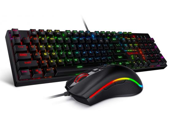 Redragon K582-BA Gaming COMBO ( Keyboard K582 + Mouse M711 )