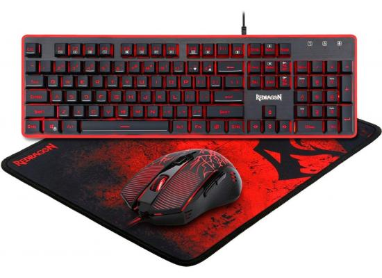 Redragon S107 Gaming COMBO ( Keyboard + Mouse )