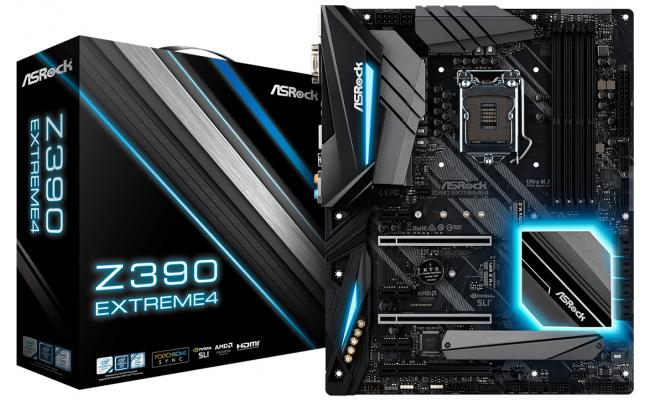 ASRock Intel Z390 Extreme4 ATX Motherboard