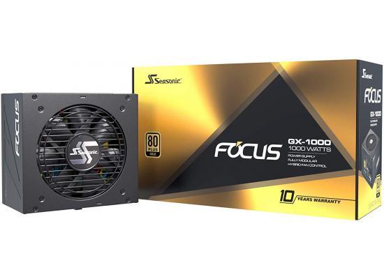 Seasonic FOCUS GX 1000W 80+ Gold Full-Modular