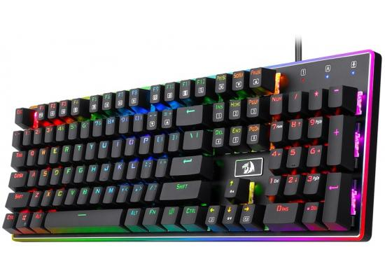 Redragon RATRI K595 RGB Mechanical Black Switchs - Silent