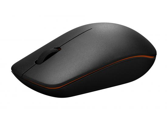 Lenovo 400 Wireless Mouse USB - Black