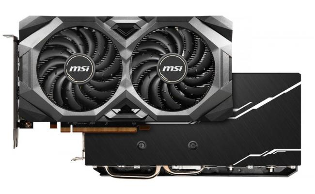 MSI AMD Radeon RX 5700 XT MECH OC 8GB GDDR6 RDNA