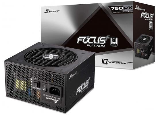 Seasonic FOCUS PX 750W 80+ Platinum Full-Modular
