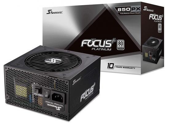 Seasonic FOCUS PX 850W 80+ Platinum Full-Modular