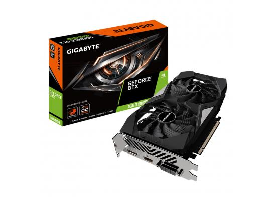Gigabyte NVIDIA GTX 1650 SUPER 4GB WINDFORCE OC Turing