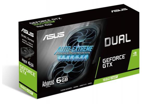 ASUS NVIDIA GTX 1660 SUPER 6GB DUAL EVO Advanced