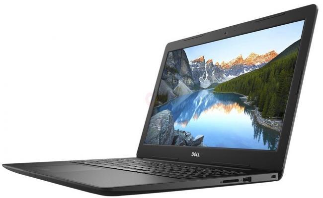 Dell Inspiron 3593 Intel 10th Gen Core i7 Quad Core - Black