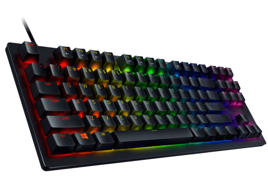 Razer Huntsman Tournament Edition - Linear Optical Switch