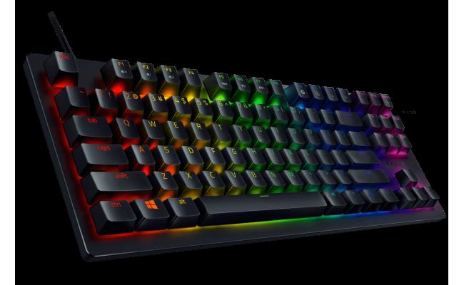 Razer Huntsman Tournament Edition - Linear Optical Switch